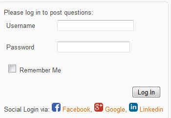 CM Answers wordpress plugin- Social media login