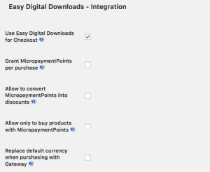 General - Easy Digital Downloads Integration