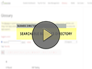 Searchable Business Directory Thumbnail