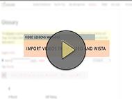 Import Videos Thumbnail