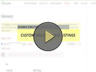 Customizable Business Listings Thumbnail