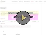 Registration Form Popup Thumbnail