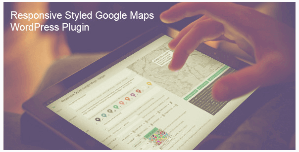 Responsive google maps WordPress plugin - Premium - Top Plugins to Show Routes and Trails on a Map