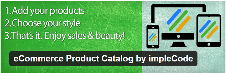 eCommerce Product Catalog - Best Plugins to Build an Online Store with WordPress