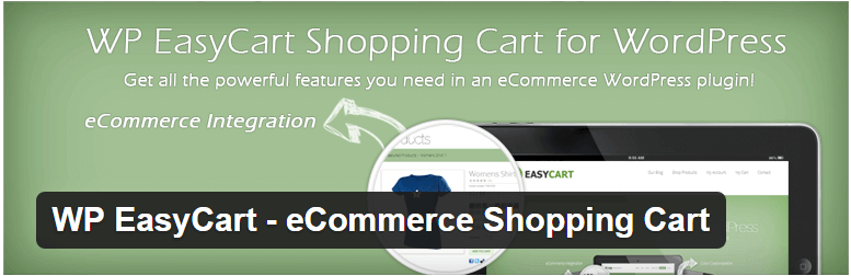 WP EasyCart - Best Plugins to Build an Online Store with WordPress