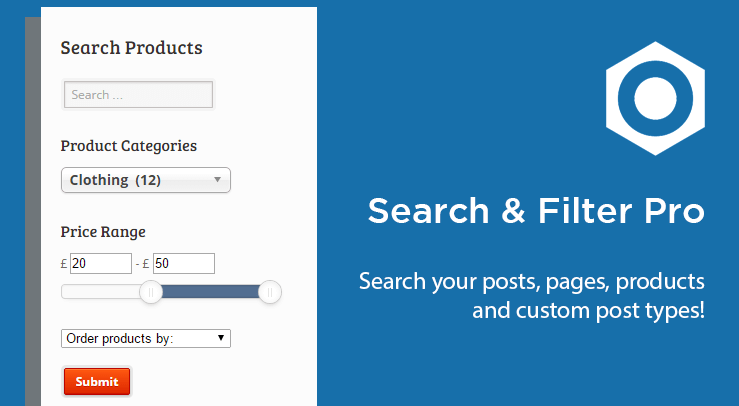 Search and Filter Pro - Top 10 WordPress Search Plugins To Overhaul Searching