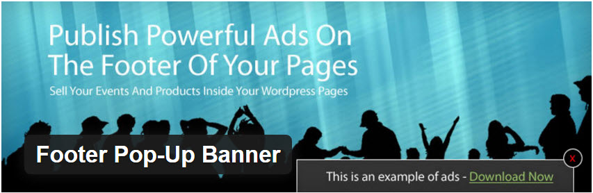 Top Popup Banner WordPress Plugins and How to Use Them - Footer Pop-Up Banner - Ultimate Guide: Top Popup Banner WP Plugins and How to Use Them