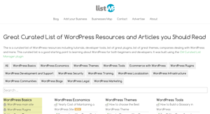WordPress RSS Aggregator demo banner