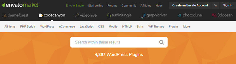 Envato marketing header - Experts Answer: What Makes a Good Quality WordPress Plugin?
