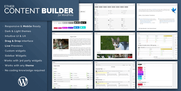 Ether Content Builder - 12 WordPress Plugins to Create Stellar Content & Drive Traffic