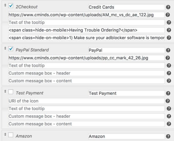 Showing Easy Digital Downloads Payment Gateways Setting Screen After Plugin Installation