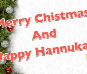 Merry Christmas and Happy Hannukah: A Message From CreativeMinds