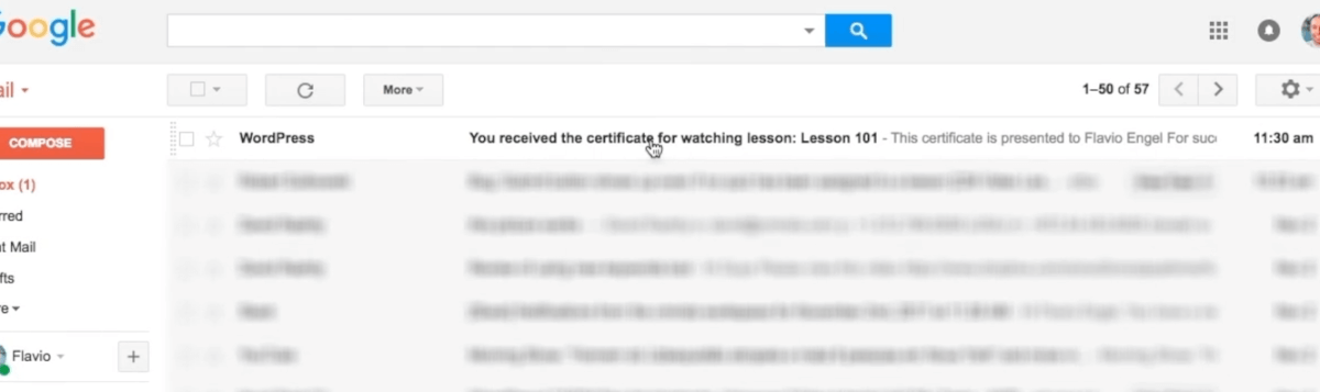 Video Lessons Manager Certificate Addon For Wordpress Creativeminds