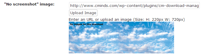 WordPress Download Manager User Guide- screenshots from the plugin settings