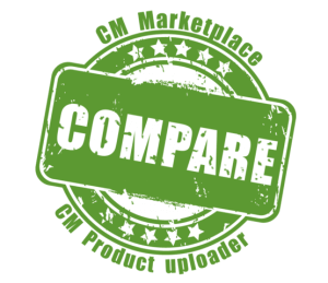compare CM Marketplace with CM product uploader- Magento Product Upload Extension
