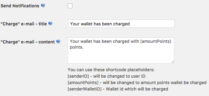 MicroPayments Virtual Wallet Plugin for WordPress