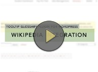Wikipedia Integration Thumbnail