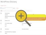 Tooltip Index Display