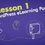 WordPress eLearning portal