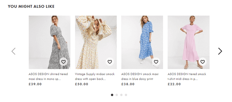 Asos - You Might Also Like - Creative Minds Blog