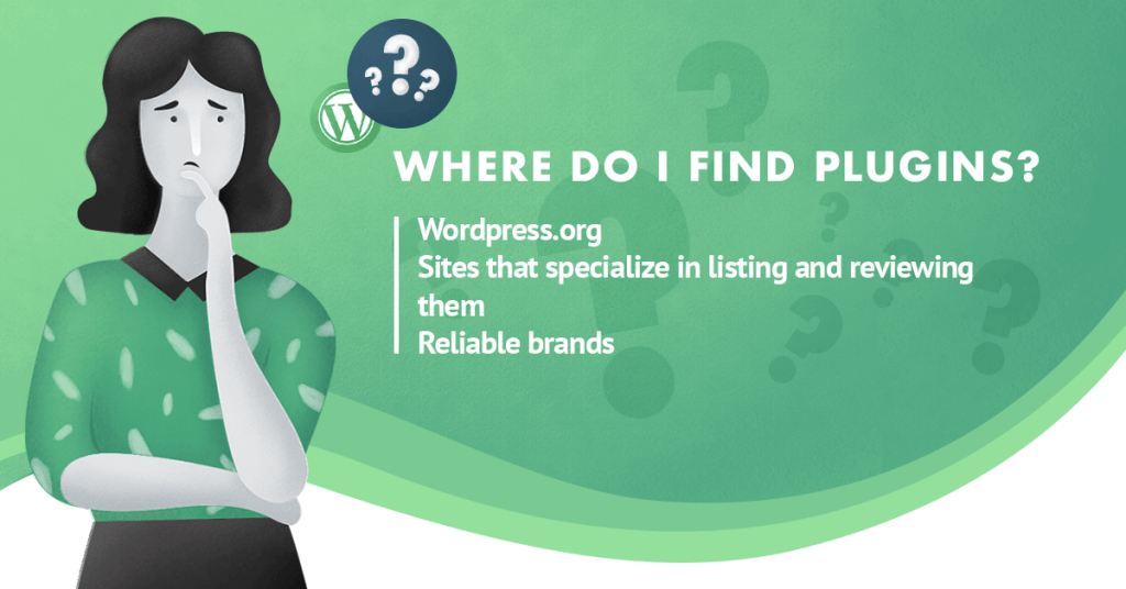 7_Where-do-I-find-plugins- WordPress Visual Guide