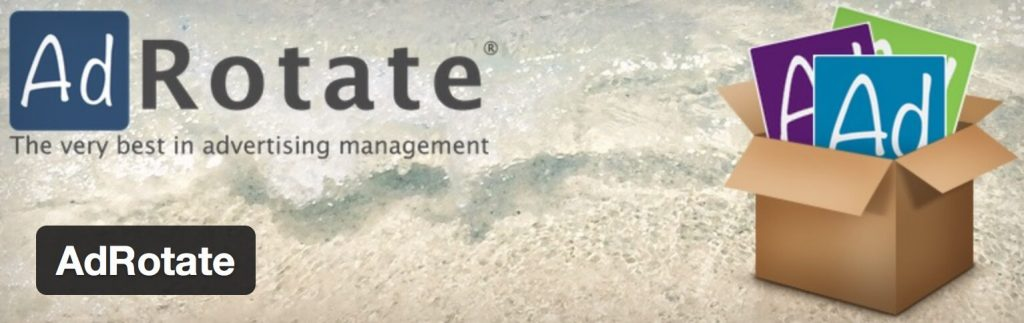 AdRotate - 10 Best Ad Management WordPress Plugins