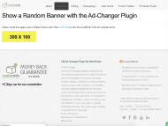Show random banners - WordPress Ad Changer Plugin Will Turn Your Site Into An Ad Server