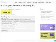Ad changer plugin Demo - ad rotation