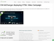 WP Ad server Demo-video campaigns