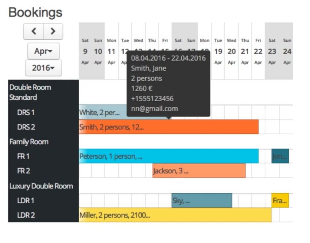 Calendar Booking Plugin Wordpress : Best booking calendar plugins for wordpress by creativeminds