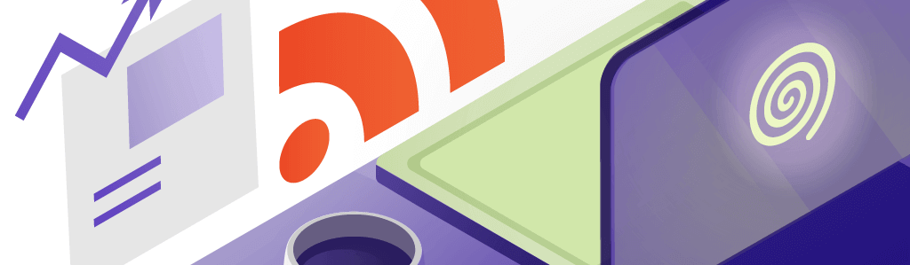 Customer story - Curated RSS Aggregator - Blog banner small