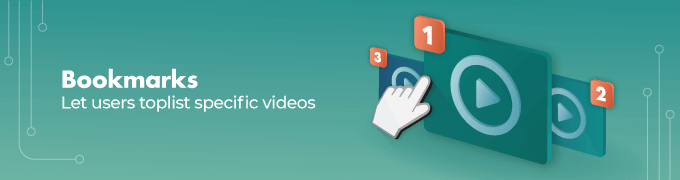 Bookmarks - Video Lesson Manager WordPress Plugin Slider