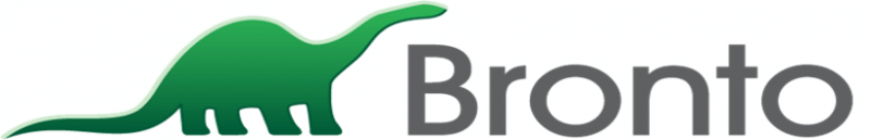Image of the Bronto brand logo.