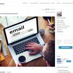 CMDM landing page for your WordPress downloads