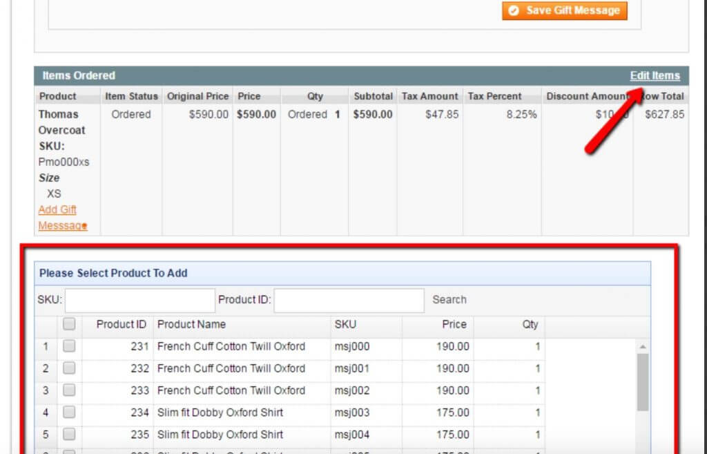 True Edit Order Extension for Magento - Top 3 Extensions to Manage Orders Efficiently in Magento in 2020