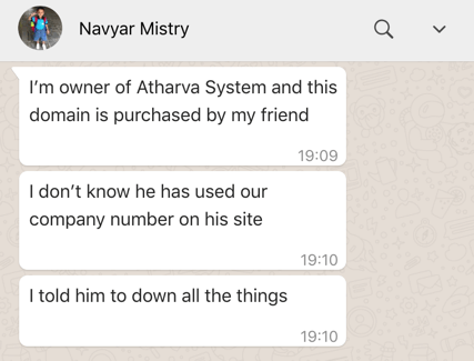 Chat - Natvar - Snippet 2 - Software Piracy: Actions To Take Once Discovering your Software and Content Was Illegally Copied