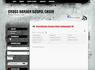 Cross Border Gospel Choir