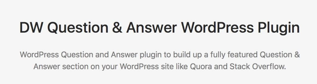 Top Question and Answer Forum WordPress Plugins in 2020