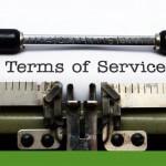WordPress forum disclaimer