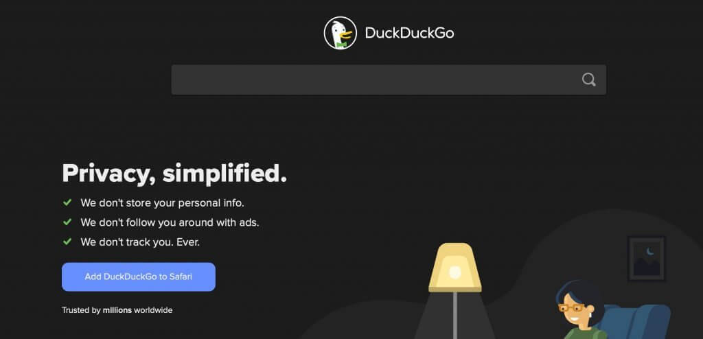 DuckDuckGo - Only Google? Alternative Search Engines And SEO