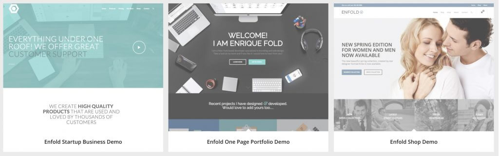 Enfold - 5 Best WordPress Page Builders You Should Consider