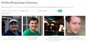 Member Directory - Member Catalog View