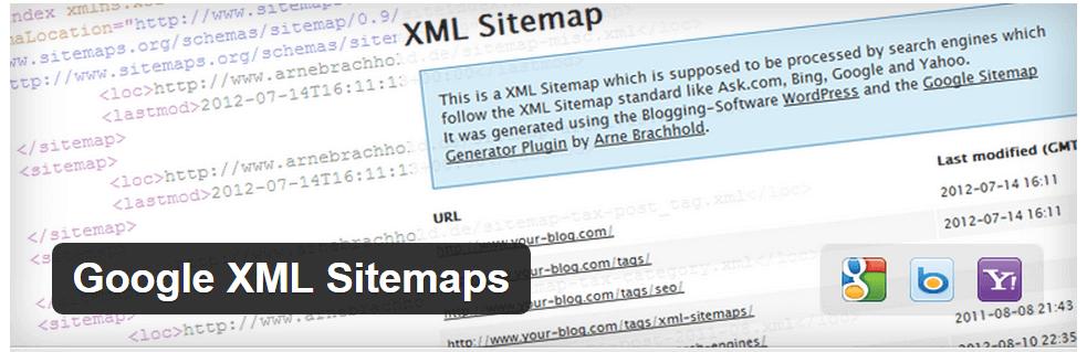 Google xml sitemaps - 10 Plugins Every WordPress Site Needs
