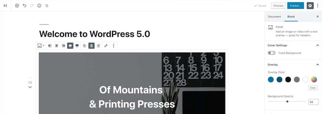 WordPress 5.0 Is Here – What Changes And How to Ensure Maximum Compatibility