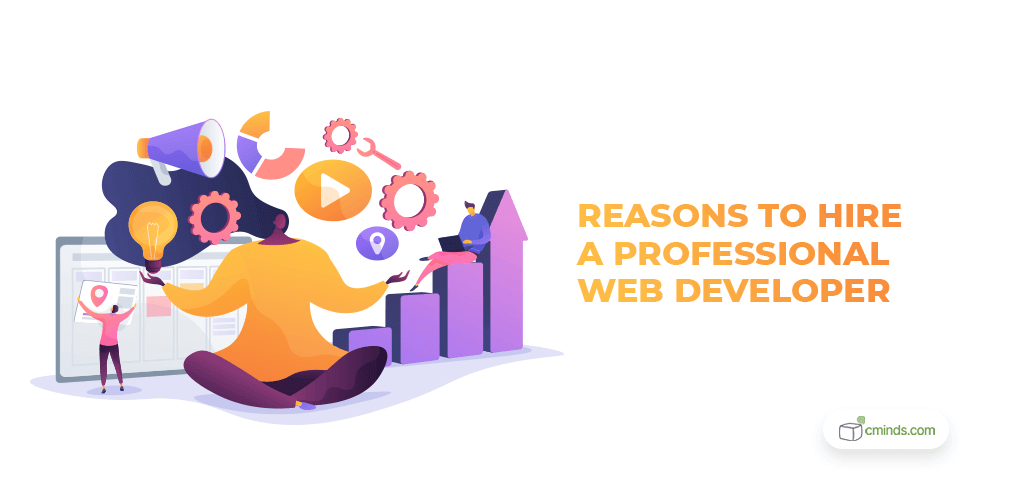 6 Top Reasons to Hire a Professional Web Developer