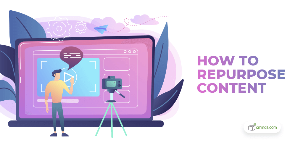 Recycle, Re-Use: How to Repurpose Content to Drive Traffic