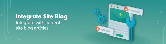Integrate-Site-Blog - Curated List WordPress Plugin Slider