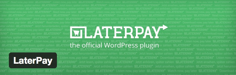 LaterPay - Top 5 WordPress MicroPayment Plugins in 2020