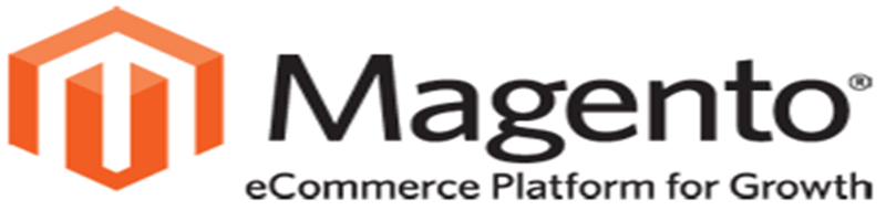 Image of the Magento brand logo.