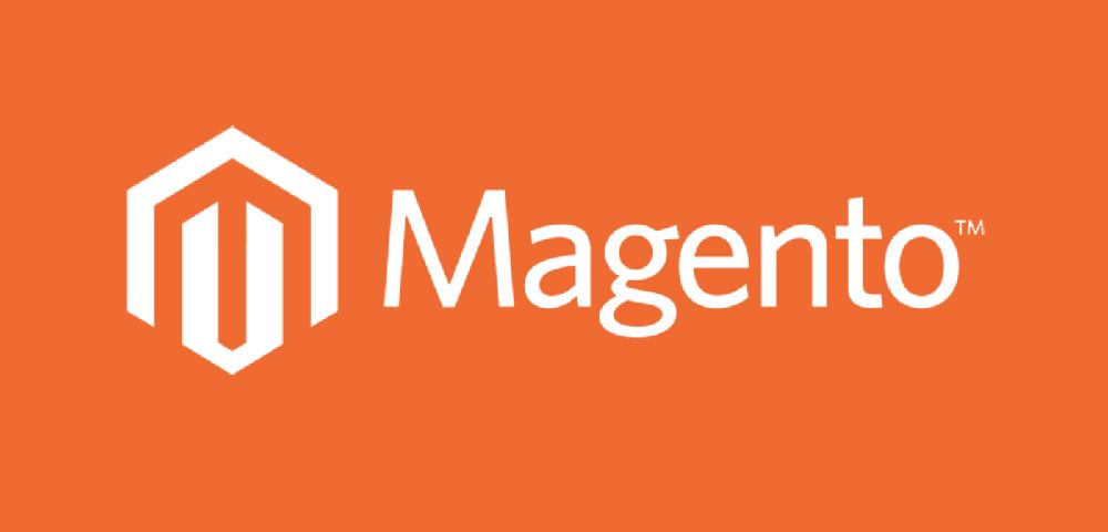 Image of the Magento Ecommerce platform logo.